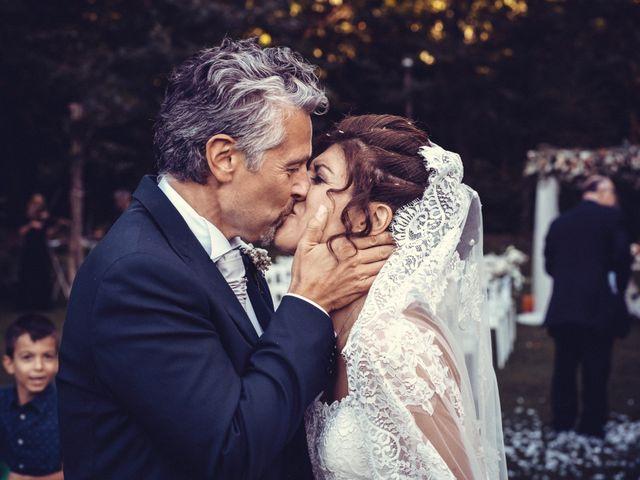 Il matrimonio di Alessandro e Katia a Canale Monterano, Roma 57