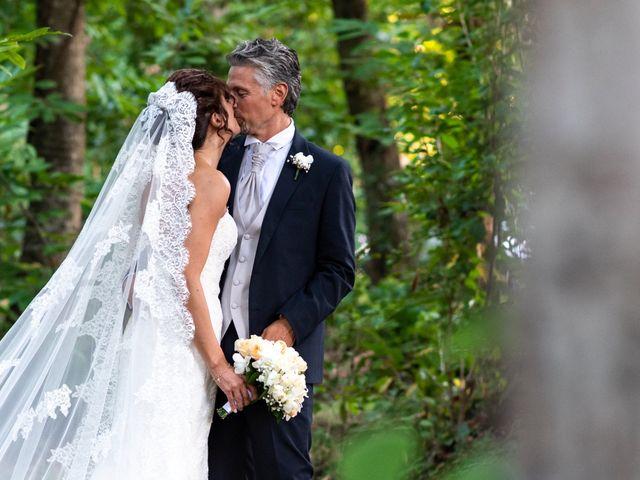 Il matrimonio di Alessandro e Katia a Canale Monterano, Roma 59