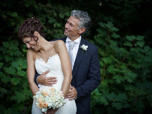 Il matrimonio di Alessandro e Katia a Canale Monterano, Roma 62