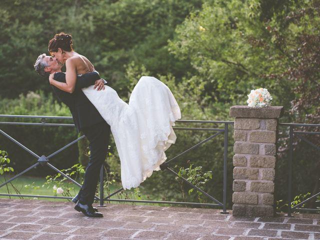 Il matrimonio di Alessandro e Katia a Canale Monterano, Roma 74