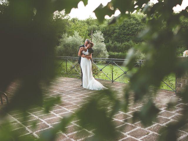 Il matrimonio di Alessandro e Katia a Canale Monterano, Roma 75