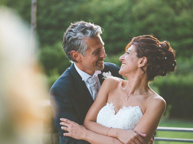 Il matrimonio di Alessandro e Katia a Canale Monterano, Roma 76