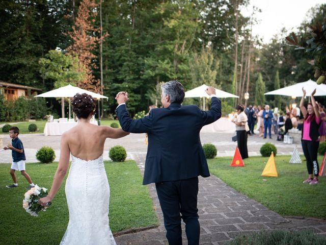 Il matrimonio di Alessandro e Katia a Canale Monterano, Roma 79