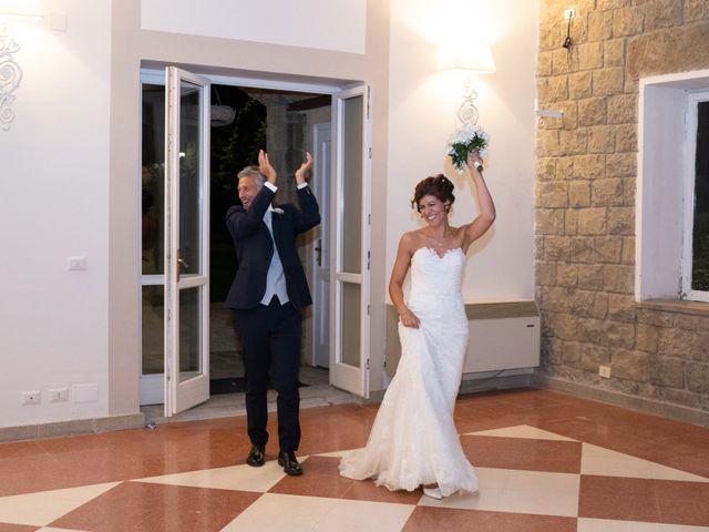 Il matrimonio di Alessandro e Katia a Canale Monterano, Roma 86