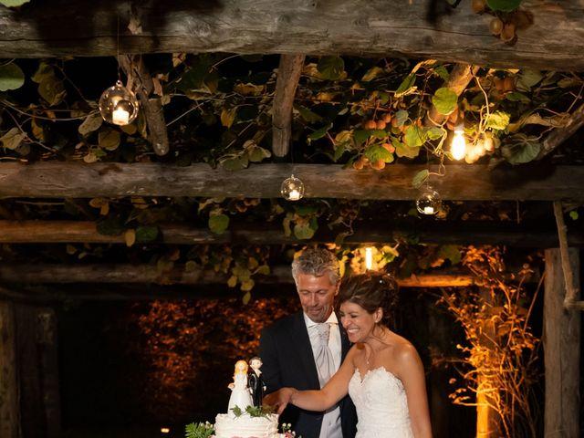 Il matrimonio di Alessandro e Katia a Canale Monterano, Roma 92