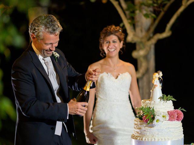 Il matrimonio di Alessandro e Katia a Canale Monterano, Roma 94