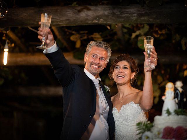 Il matrimonio di Alessandro e Katia a Canale Monterano, Roma 96