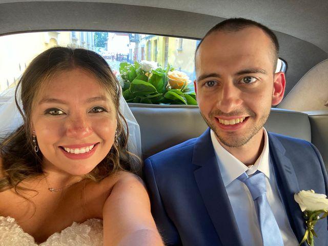 Le nozze di Alessandro e Estefani