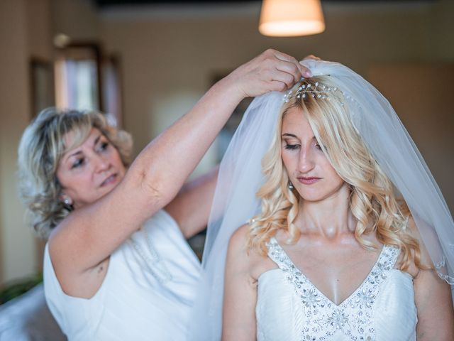 Il matrimonio di Cristopher e Alessia a Trezzo sull'Adda, Milano 6