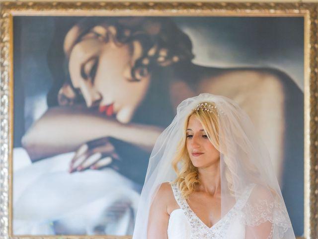 Il matrimonio di Cristopher e Alessia a Trezzo sull'Adda, Milano 8