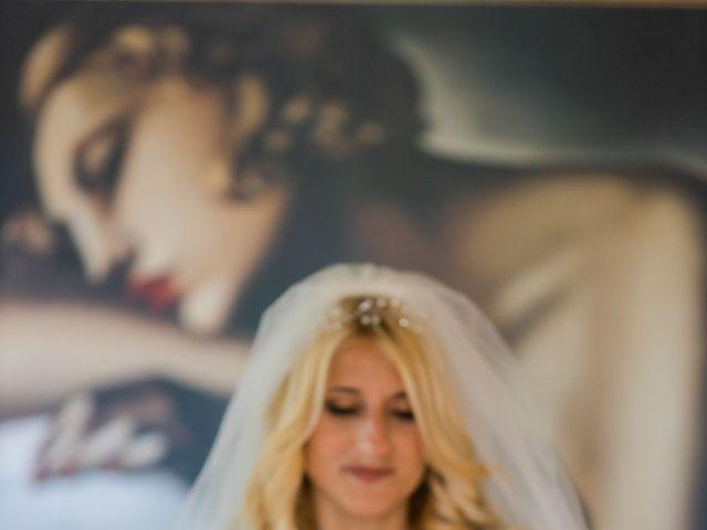 Il matrimonio di Cristopher e Alessia a Trezzo sull'Adda, Milano 9
