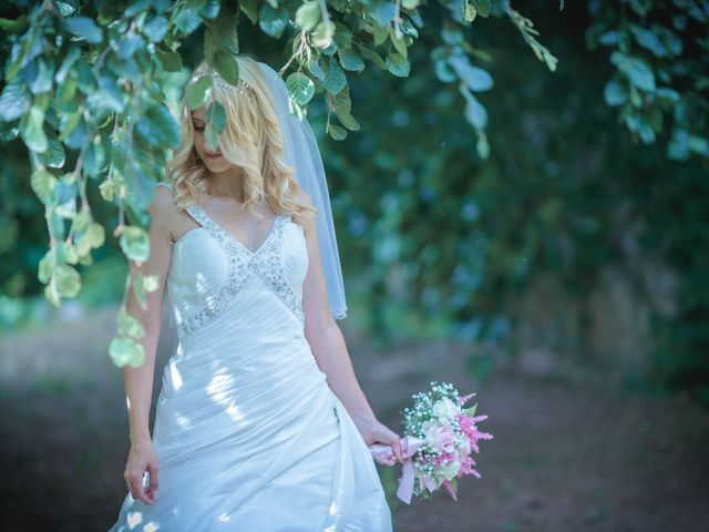 Il matrimonio di Cristopher e Alessia a Trezzo sull'Adda, Milano 14