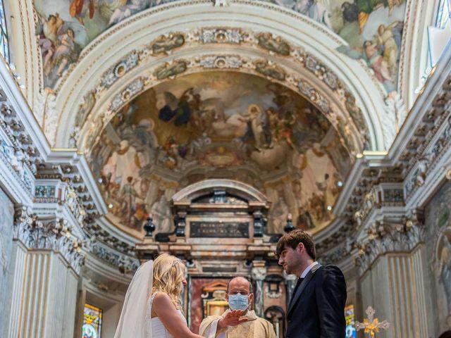 Il matrimonio di Cristopher e Alessia a Trezzo sull'Adda, Milano 16