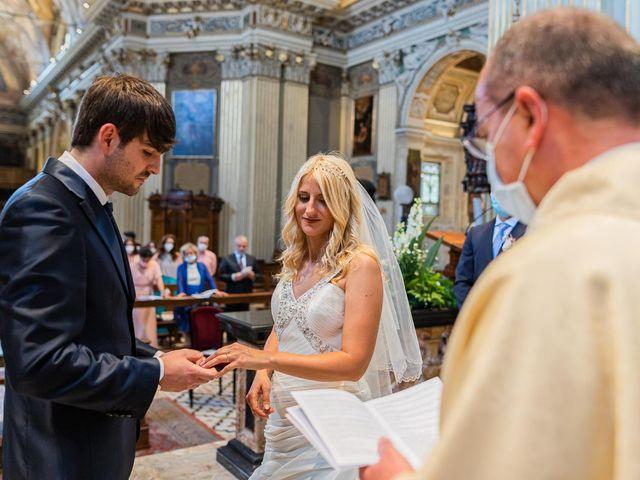 Il matrimonio di Cristopher e Alessia a Trezzo sull'Adda, Milano 18