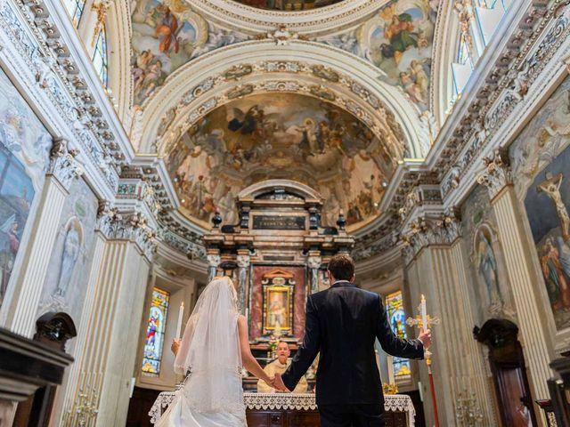 Il matrimonio di Cristopher e Alessia a Trezzo sull'Adda, Milano 20