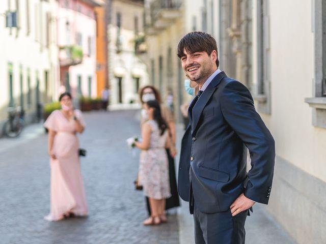 Il matrimonio di Cristopher e Alessia a Trezzo sull'Adda, Milano 24