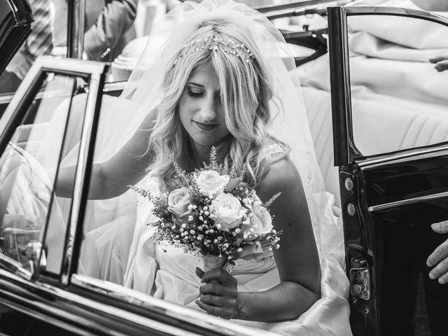 Il matrimonio di Cristopher e Alessia a Trezzo sull'Adda, Milano 25