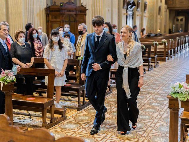 Il matrimonio di Cristopher e Alessia a Trezzo sull'Adda, Milano 26