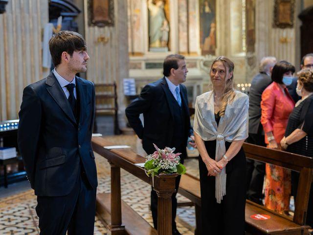 Il matrimonio di Cristopher e Alessia a Trezzo sull'Adda, Milano 27