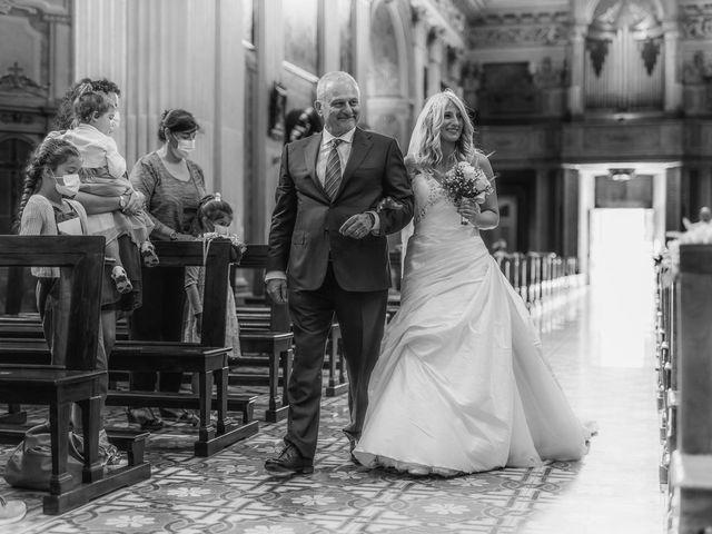 Il matrimonio di Cristopher e Alessia a Trezzo sull'Adda, Milano 28