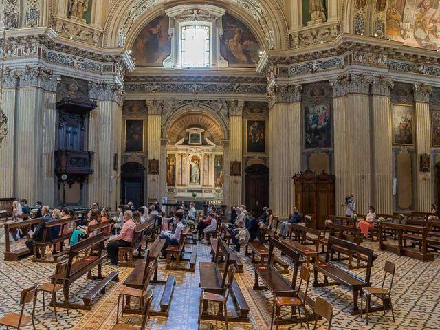 Il matrimonio di Cristopher e Alessia a Trezzo sull'Adda, Milano 30