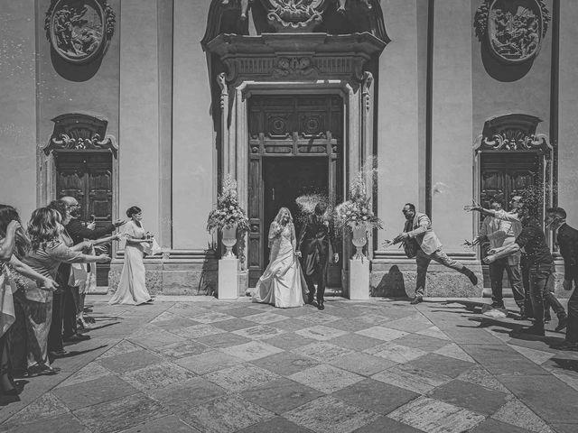 Il matrimonio di Cristopher e Alessia a Trezzo sull'Adda, Milano 31