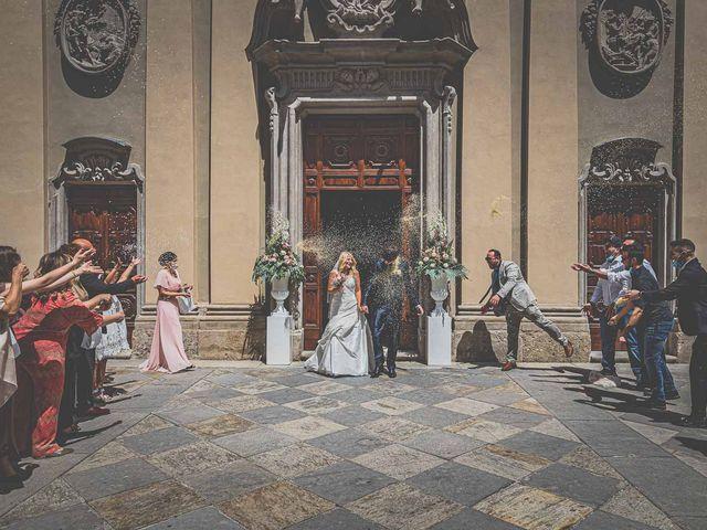Il matrimonio di Cristopher e Alessia a Trezzo sull'Adda, Milano 32