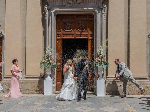 Il matrimonio di Cristopher e Alessia a Trezzo sull'Adda, Milano 33