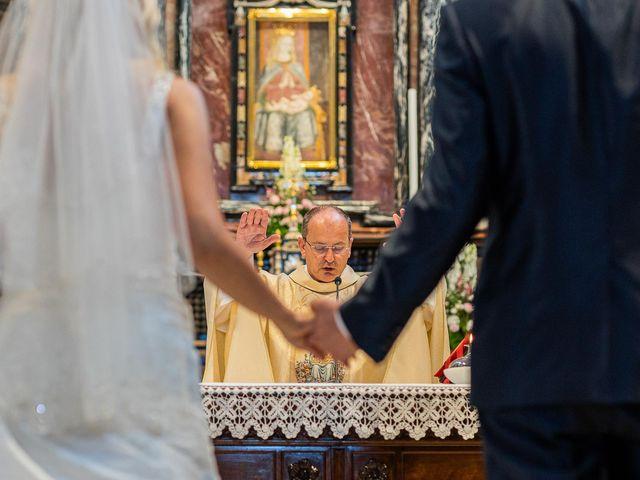 Il matrimonio di Cristopher e Alessia a Trezzo sull'Adda, Milano 34