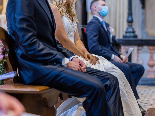 Il matrimonio di Cristopher e Alessia a Trezzo sull'Adda, Milano 35