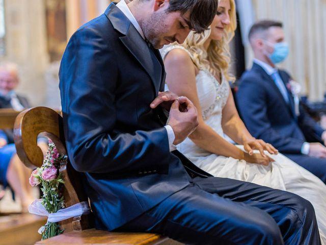 Il matrimonio di Cristopher e Alessia a Trezzo sull'Adda, Milano 36