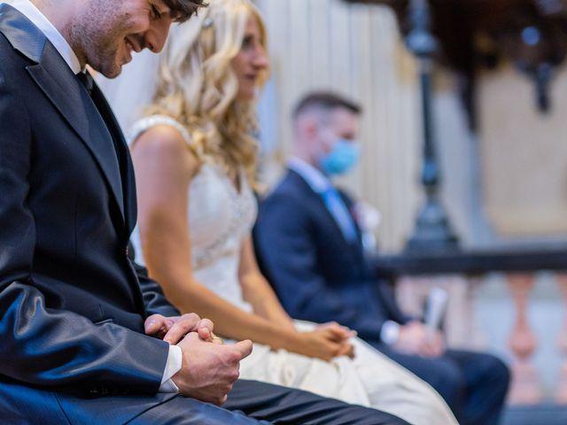 Il matrimonio di Cristopher e Alessia a Trezzo sull'Adda, Milano 37