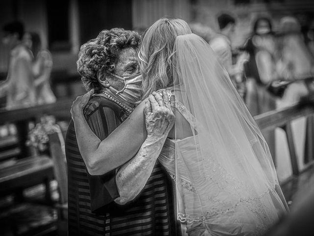 Il matrimonio di Cristopher e Alessia a Trezzo sull'Adda, Milano 42