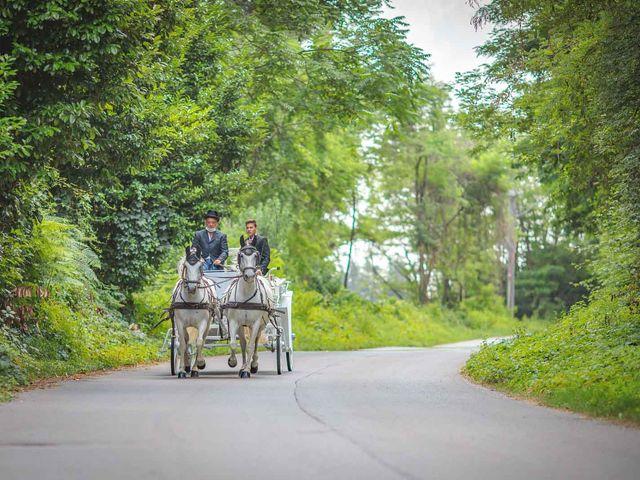 Il matrimonio di Cristopher e Alessia a Trezzo sull'Adda, Milano 43
