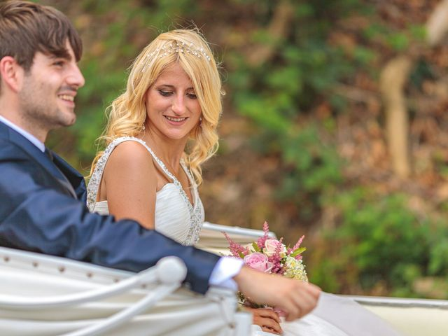 Il matrimonio di Cristopher e Alessia a Trezzo sull'Adda, Milano 44