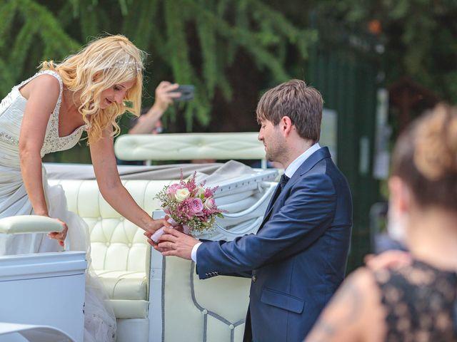 Il matrimonio di Cristopher e Alessia a Trezzo sull'Adda, Milano 45