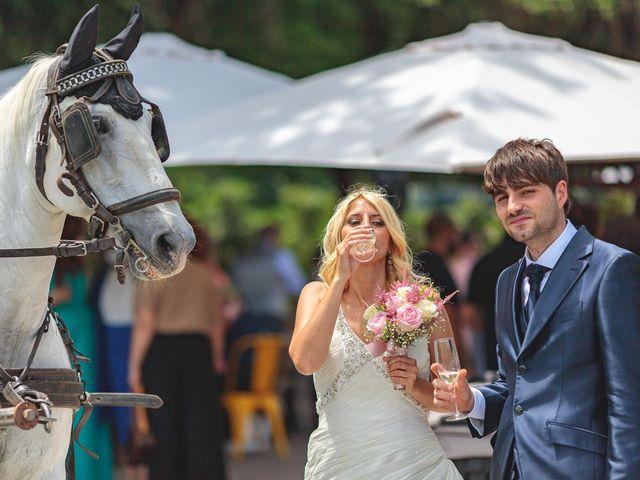Il matrimonio di Cristopher e Alessia a Trezzo sull'Adda, Milano 46