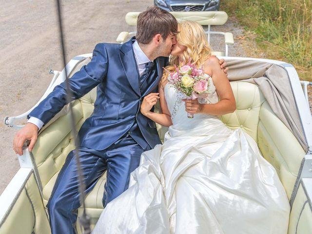 Il matrimonio di Cristopher e Alessia a Trezzo sull'Adda, Milano 53