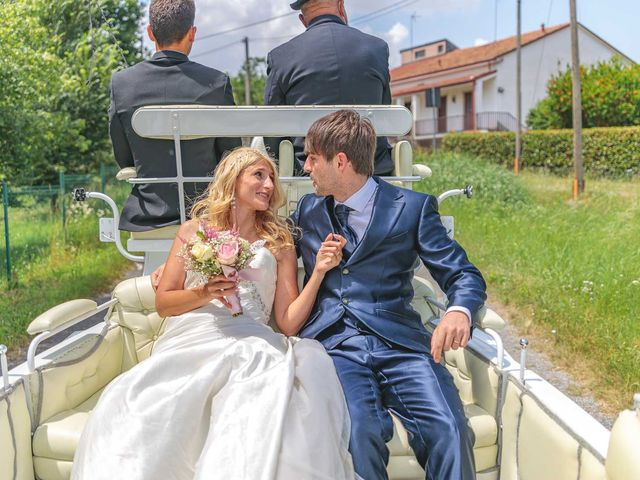 Il matrimonio di Cristopher e Alessia a Trezzo sull'Adda, Milano 54