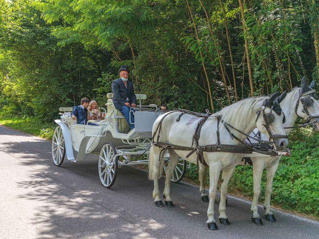 Il matrimonio di Cristopher e Alessia a Trezzo sull'Adda, Milano 57