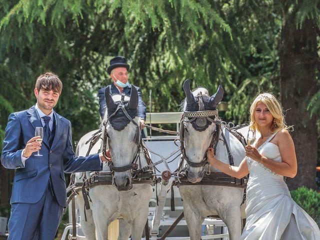 Il matrimonio di Cristopher e Alessia a Trezzo sull'Adda, Milano 61