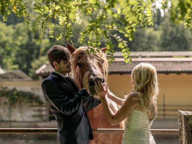Il matrimonio di Cristopher e Alessia a Trezzo sull'Adda, Milano 76