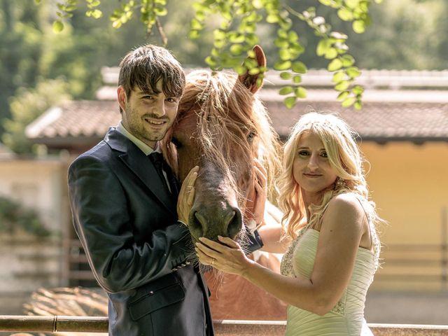 Il matrimonio di Cristopher e Alessia a Trezzo sull'Adda, Milano 77