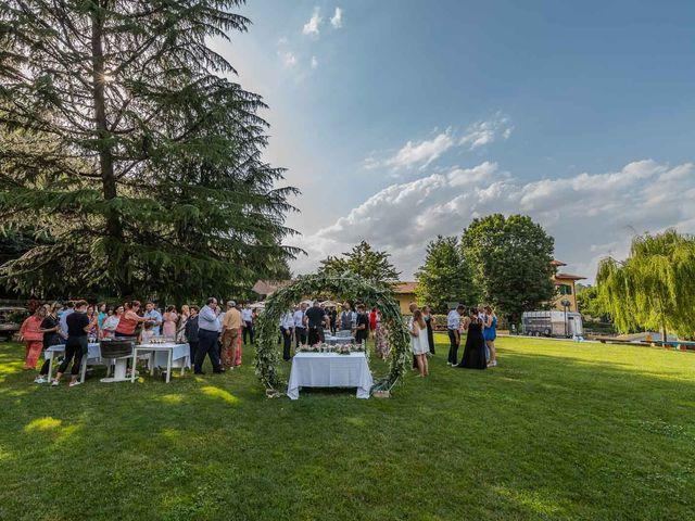 Il matrimonio di Cristopher e Alessia a Trezzo sull'Adda, Milano 95