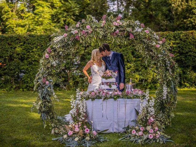Il matrimonio di Cristopher e Alessia a Trezzo sull'Adda, Milano 106