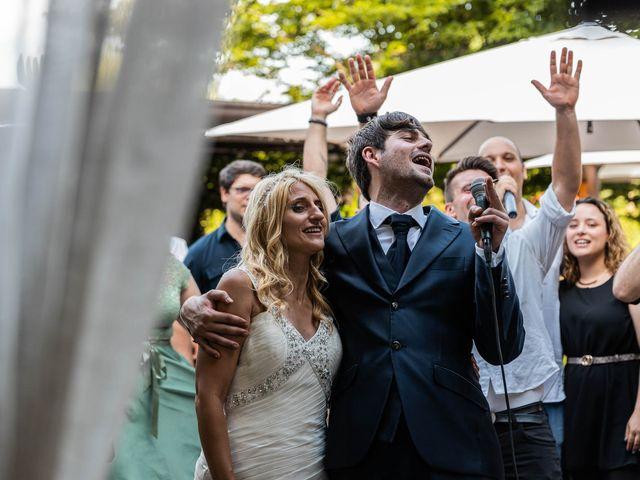 Il matrimonio di Cristopher e Alessia a Trezzo sull'Adda, Milano 117