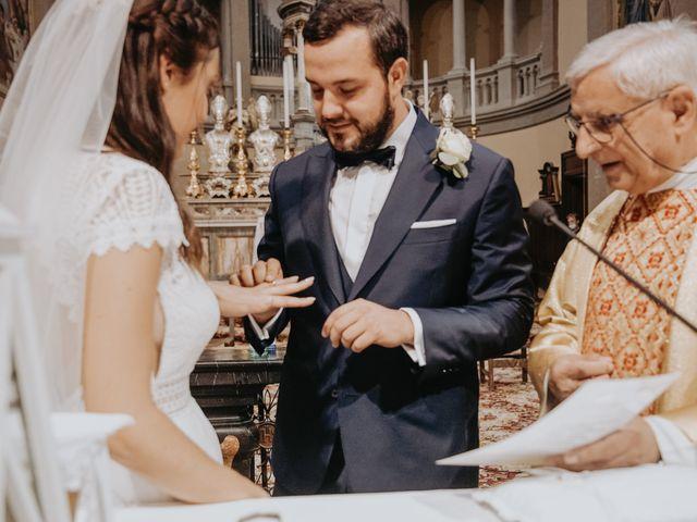 Il matrimonio di Lorenzo e Jessica a Clivio, Varese 20