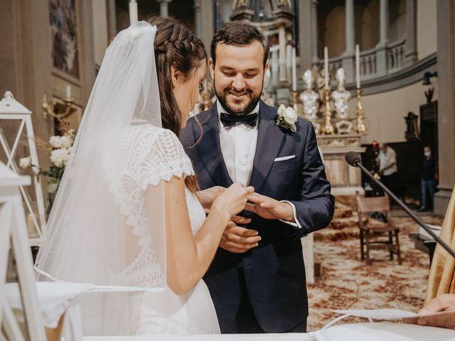 Il matrimonio di Lorenzo e Jessica a Clivio, Varese 21