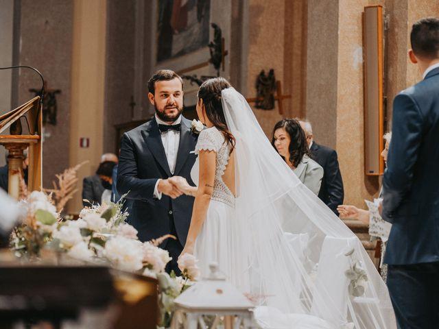 Il matrimonio di Lorenzo e Jessica a Clivio, Varese 23