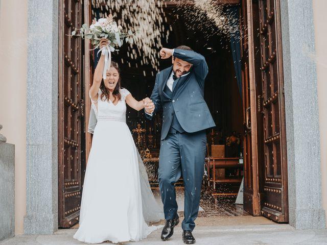 Il matrimonio di Lorenzo e Jessica a Clivio, Varese 25
